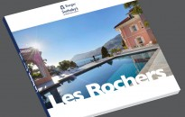 les Rochers brochure book